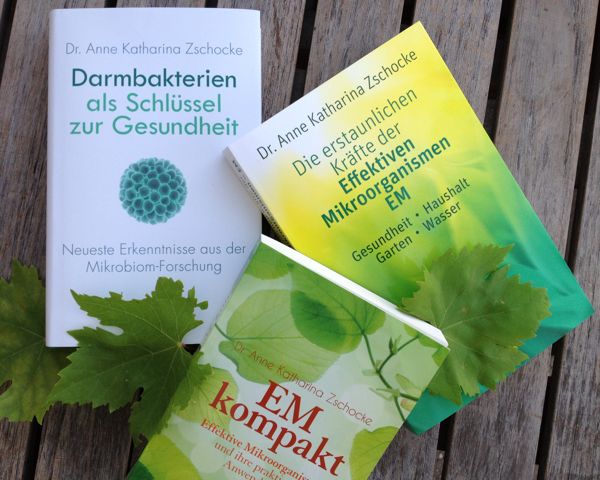 Bücher-Darmbakterien