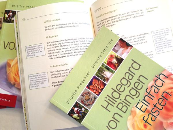 Buch Einfach Fasten nach HvB