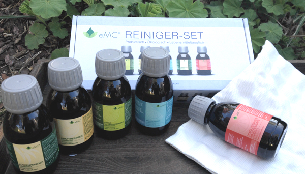 emC-Reiniger-Probier-Set
