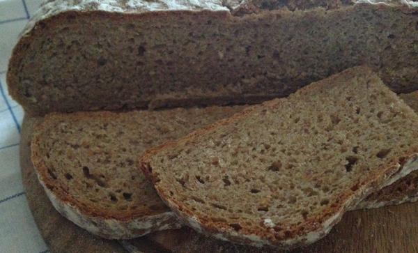 Brot-mit-Esskastanien