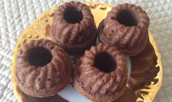 Schoko-Maronen-Muffins