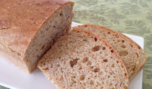 Toastbrot aus Dinkel