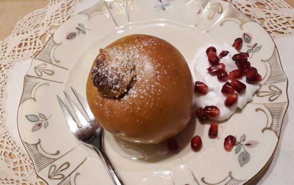 Bratapfel-Naschkatzerl